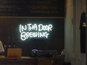 In The Door